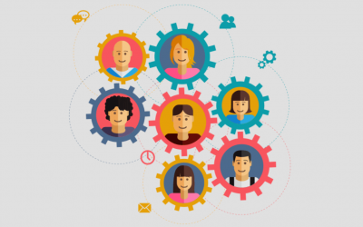 Las redes sociales como aprendizaje colaborativo