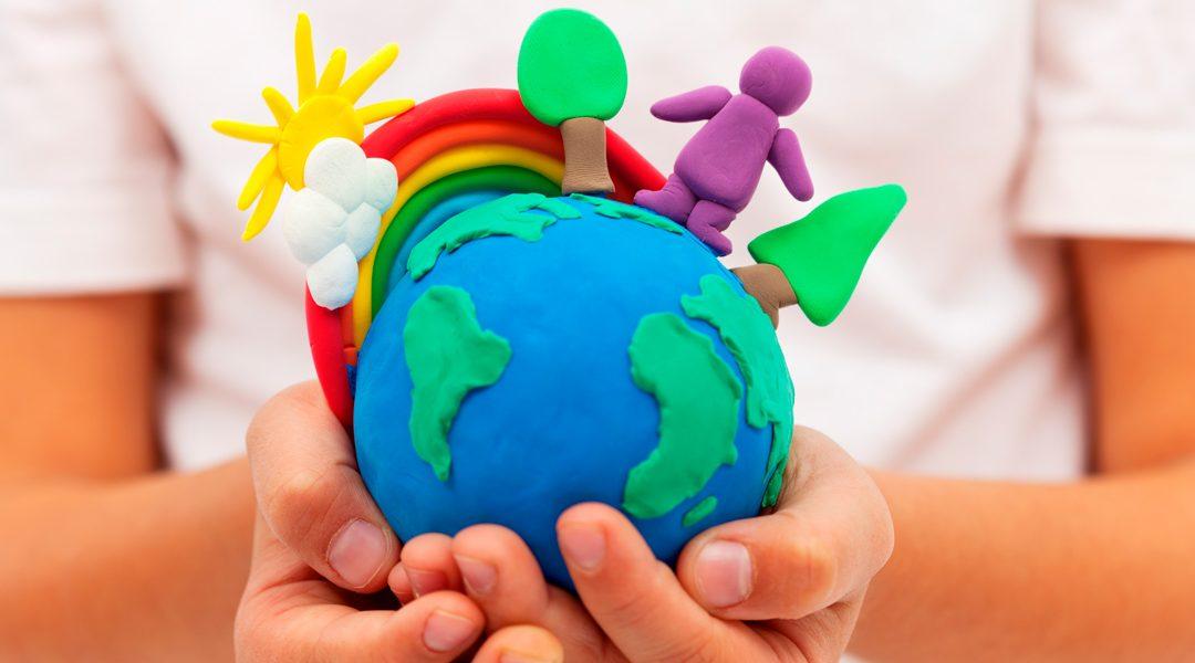concienciación del medio ambiente durante las clases particulares
