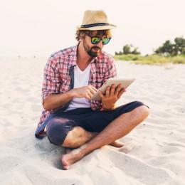 estudiando de vacaciones gracias a iberclase